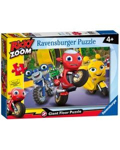 Ravensburger Ricky Zoom, 60Pc Giant Floor Jigsaw Puzzle