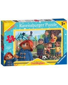 Ravensburger The Adventures Of Paddington Bear, 35Pc Jigsaw Puzzle