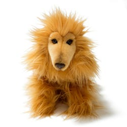 Hamleys Afghan Hound Soft Toy