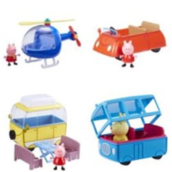 Peppa Pig Peppa Vehicles Assortment
