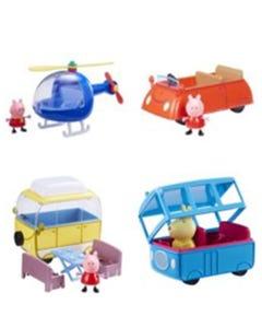 Peppa Pig Peppa Vehicles Assortment