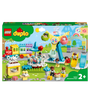 LEGO DUPLO Town Amusement Park Toy for Toddlers 10956
