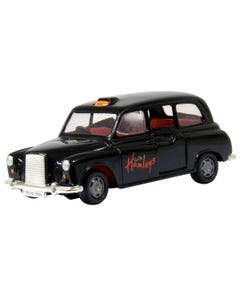 Hamleys London Black Taxi