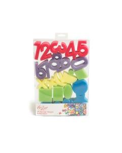 Hamleys Shapes & Numbers Sponges