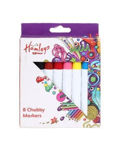 Hamleys Chubby Markers Set