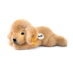 Steiffs Little Friend Lumpi Golden Retriever Soft Toy