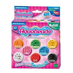 Aqua Beads Solid Bead Refill Pack