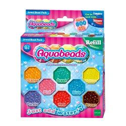Aqua Beads Jewel Bead Refill Pack