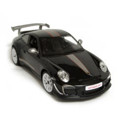 Hamleys Black Porsche 911 GT3 RC Car
