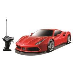 Maisto Ferrari 488 GTB 1:24 Scale RC Car