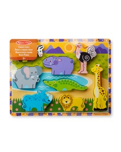 Chunky Puzzle Assortment In Display