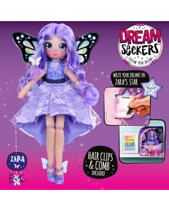 Dream Seekers Doll - Zara