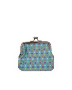 Luvley Small Blue Stars Purse