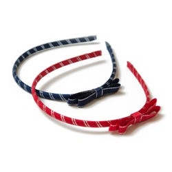 Luvley Sparkle Bow Headband Assortment