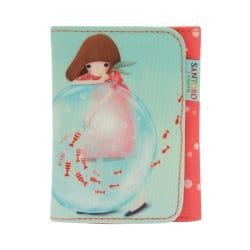 Kori Kumi Little Fishes Double Fold Wallet