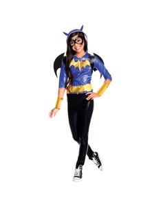 DC Superhero Girls Deluxe Large Batgirl Costume