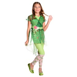 DC Superhero Girls Deluxe Large Poison Ivy Costume