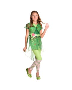 DC Superhero Girls Deluxe Small Poison Ivy Costume