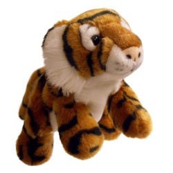 The Puppet Company Full-Bodied Tiger Puppet