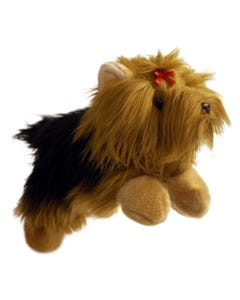 The Puppet Company Full-Bodied Yorkshire Terrier Puppet