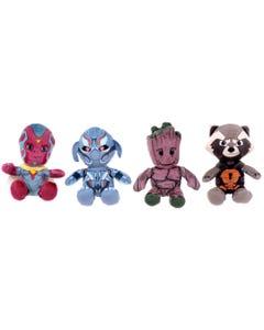 Marvel Avengers & Guardians Soft Toy Assortment