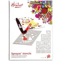 Hamleys Spayza Stencil