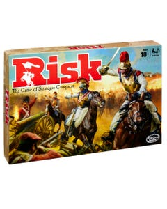 Risk The Game Of Strategic Conquest