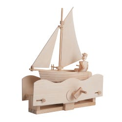 Timberkits Salty Sailor Automaton Kit