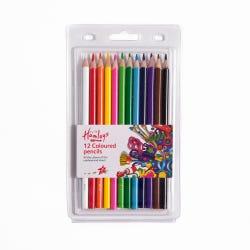 Hamleys 12 Coloured Pencils