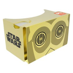 Star Wars C3PO Virtual Reality Viewer