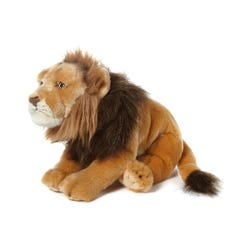 Hamleys Leonardo Lion Soft Toy