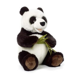 Hamleys Ping Ping Panda Soft Toy
