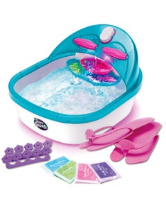 Shimmer N Sparkle 6-In-1 Real Massaging Foot Spa