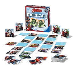 Ravensburger Marvel Avengers Memory Game