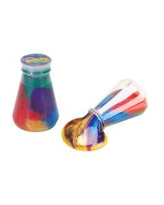 Rainbow Slime In Flask