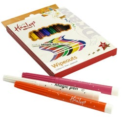 Hamleys Wipeout Magic Pens