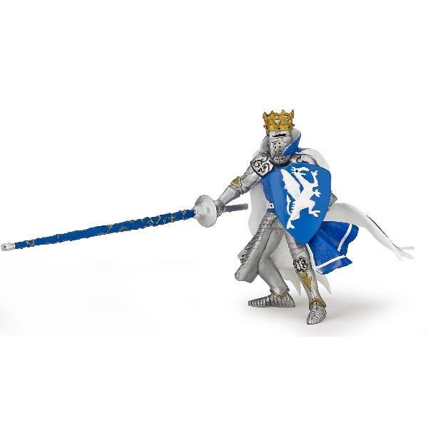 Papo Blue Dragon King