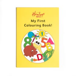 Hamleys My 1st Colouring Book