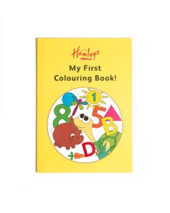 Hamleys My 1st Colouring Book