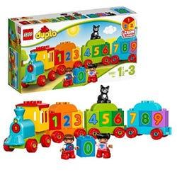 LEGO DUPLO Creative Play Number Train 10847
