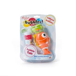 Hamleys Fish Bubble Blower
