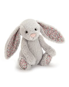 Jellycat Blossom Silver Bunny Medium Soft Toy
