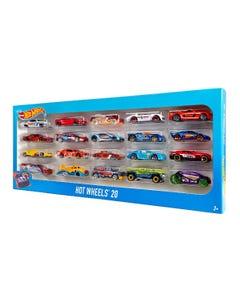Hot Wheels 20 Car Set