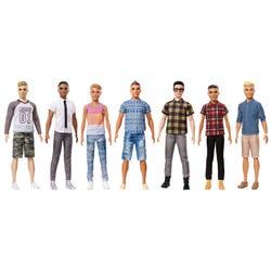 Barbie Fashionistas Ken Doll Assortment