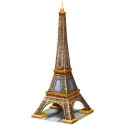 Ravensburger Eiffel Tower Building 216 Piece 3D Puzzle