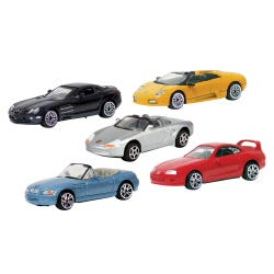 Driving Force 5-Piece Car Collection