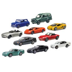 Driving Force 10-Piece Car Collection