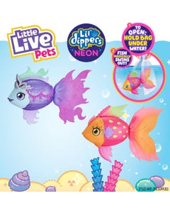 Little Live Pets Lil Dippers S3