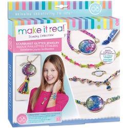 Starburst Glitter Jewellery Set