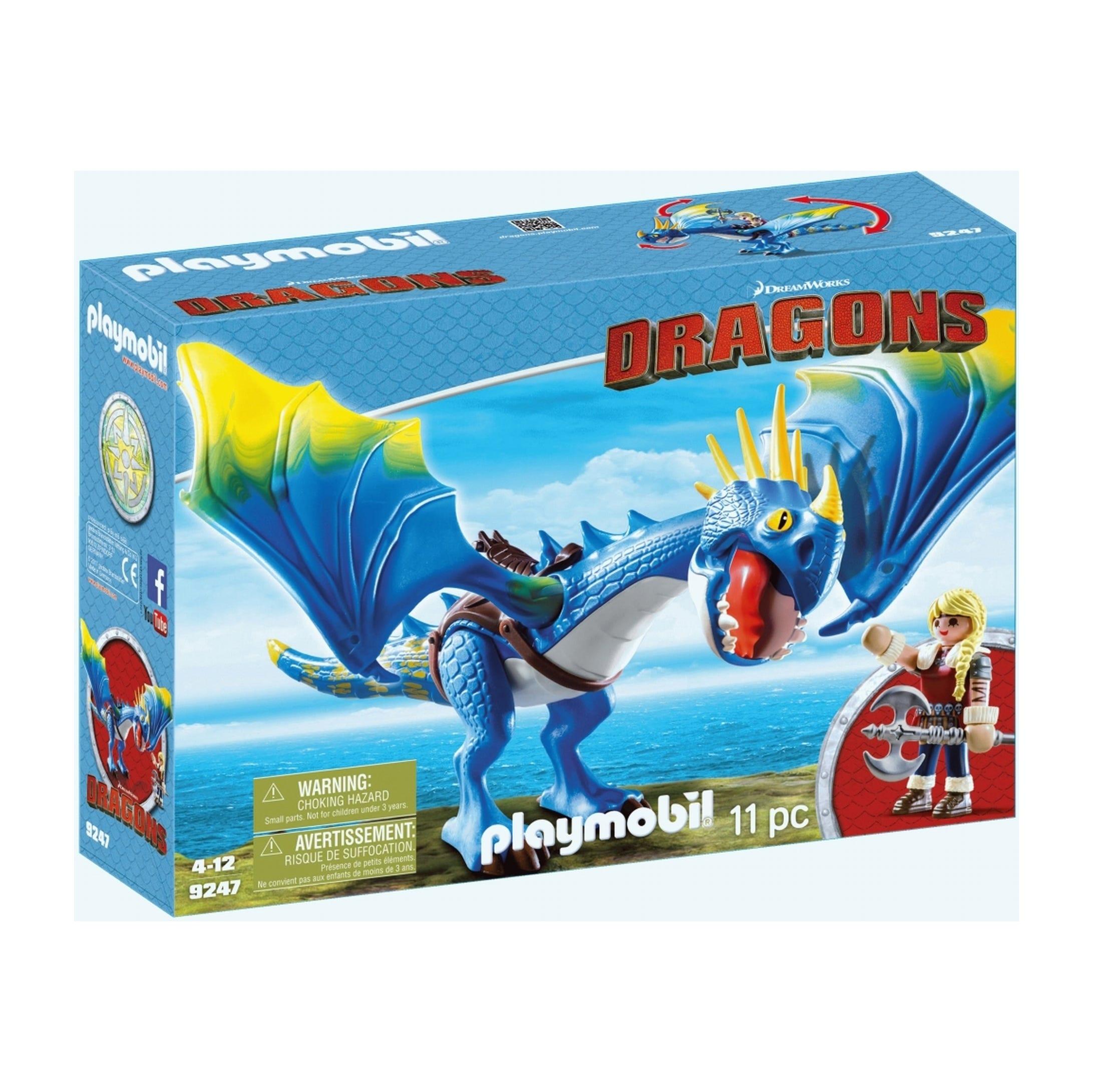 Playmobil Dreamworks Dragons Astrid & Stormfly 9247